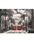 Puzzle Eurographics de 1000 piese – Tramvaiele din New Orleans - 2t