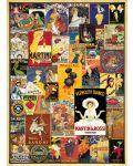 Puzzle Eurographics de 1000 piese – Postere retro - 2t