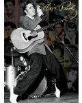 Puzzle Eurographics de 1000 piese – Colaj cu pozele lui Elvis Presley - 2t