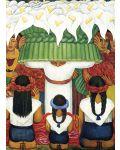 Puzzle Eurographics de 1000 piese – Festivalul florilor, Diego Rivera - 2t