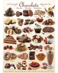 Puzzle Eurographics de 1000 piese – Ciocolata - 2t