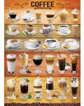 Puzzle Eurographics de 1000 piese – Cafea - 2t