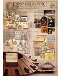 Puzzle Eurographics de 1000 piese – Geniul lui Leonardo da Vinci - 2t