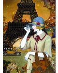 Puzzle Eurographics de 1000 piese – Aventura in Paris, Helena Lahm - 2t