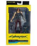 Figurina de actiune McFarlane Cyberpunk 2077 - Johnny Silverhand,18 cm - 5t