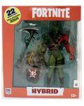 Figurina de actiune McFarlane Games: Fortnite - Hybrid, 18 cm - 7t