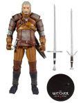 Figurina de actiune McFarlane Games: The Witcher - Geralt of Rivia (Gold Label Series), 18 cm - 4t