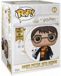 Figurina Funko Pop! Harry Potter: Wizarding World - Harry Potter With Hedwig #01 - 2t
