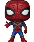 Figurina Funko Pop! Marvel: Infinity War - Iron Spider, #287 - 1t