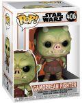Figurina Funko POP! Star Wars: The Mandalorian - Gamorrean Fighter #406 - 2t