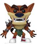 Figurina Funko POP! Games: Crash Bandicoot - Tiny Tiger #533 - 1t