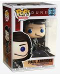 Figurina Funko POP! Movies: Dune - Paul Atreides #813 - 2t