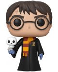 Figurina Funko Pop! Harry Potter: Wizarding World - Harry Potter With Hedwig #01 - 1t
