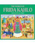 Puzzle Galison de 1000 piese - World of Frida Kahlo - 1t
