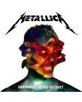 Metallica - Hardwired…To Self-Destruct (2 CD) - 1t