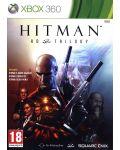 Hitman: HD Trilogy (Xbox 360) - 1t