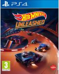 Hot Wheels Unleashed (PS4) - 1t