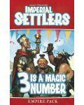 Extensie pentru joc cu carti Imperial Settlers: 3 Is A Magic Number - Empire Pack - 3t