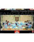 Puzzle panoramic Educa de 3000 piese - Scena dramatica, William Reynolds-Stephens - 1t
