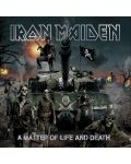 Iron Maiden - A Matter Of Life And Death, Remastered (CD) - 1t