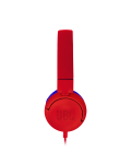 Casti pentru copii JBL JR300 - rosii - 3t