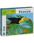 Puzzle Pomegranate de 300 piese - Toucan, Susan Stockdale - 1t