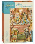 Puzzle Pomegranate de 300 piese - Alice in Tara Minunilor, Sir John Tenniel - 1t