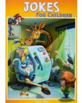 Jokes for Children (Glume pentru copii in engleza) - 1t