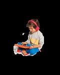 Casti pentru copii JBL JR300 - rosii - 5t