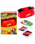 Carti de joc UNO Showdown - Dispozitiv cu sunet si lumina - 3t