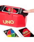 Carti de joc UNO Showdown - Dispozitiv cu sunet si lumina - 2t