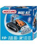 Constructor Meccano - Maxi Kit, sortiment - 3t