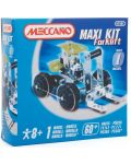 Constructor Meccano - Maxi Kit, sortiment - 4t