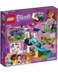 Set de construit Lego Friends - Flight over Hartlake (41343) - 2t