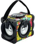 Boxe mini Diva - MBP10N, multicolora - 2t