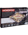 Joc de masa Hasbro Monopoly - Assassins's Creed Syndicate - 2t