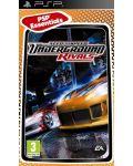 Need For Speed Underground : Rivals - Platinum (PSP) - 1t