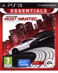 Need For Speed Most Wanted - Essentials (PS3) - 1t