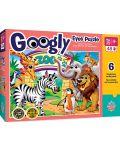 Puzzle Master Pieces de 100piese - Zoo Animals - 1t