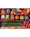 Puzzle Master Pieces de 2000 piese - Well Stocked Shelves - 2t
