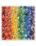Puzzle Galison de 500 piese - Rainbow Marbles  - 2t