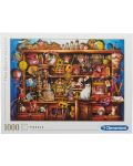 Puzzle Clementoni de 1000 piese - Ye Old Shoppe - 1t
