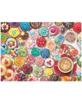 Puzzle Eurographics de 1000 piese - Cupcake Party Tin - 2t