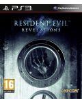 Resident Evil: Revelations (PS3) - 1t