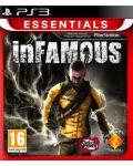 inFAMOUS - Essentials (PS3) - 1t