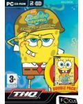 Spongebob SquarePants Battle For Bikini Bottom Double Pack (PC) - 1t