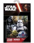 Postere ABYstyle Movies: Star Wars - Saga, 9 buc. - 1t
