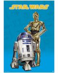 Postere ABYstyle Movies: Star Wars - Saga, 9 buc. - 7t