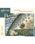 Puzzle Pomegranate de 500 piese - Misiunea cunoasterii - 1t