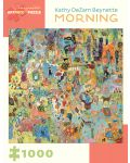 Puzzle Pomegranate de 1000 piese - Dimineata, Catherine Beynet - 1t